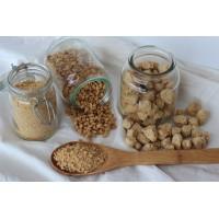 Sojaprodukte, Bio, Vegan