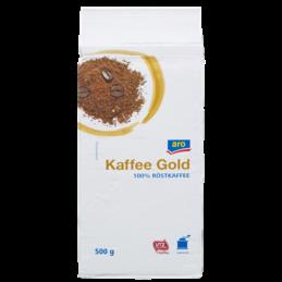 Aro Kaffeeb Gold gemahlen
