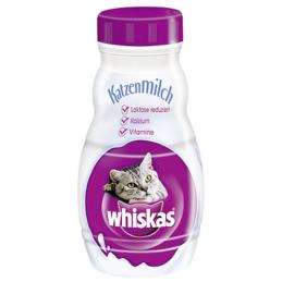 Whiskas Katzenmilch 200 ml...