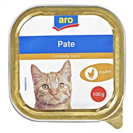aro Katzenmenü Geflügel 100...