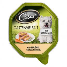 Cesar mit Gemüsekern mit...