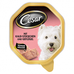 Cesar Hundefutter Klassiker...