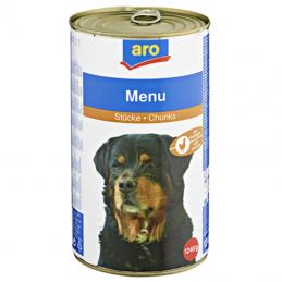aro Schlemmermenü für Hunde...