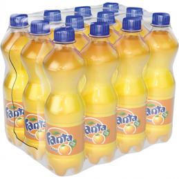 Fanta 12 x 0,5 l Flaschen