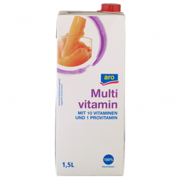 aro Multivitaminsaft 100 %...