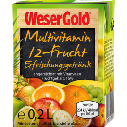 Wesergold Multivitamin...