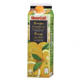 Wesergold Orangen...