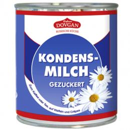 Dovgan Kondensmilch