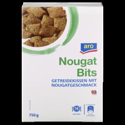 Aro Nougat Bits 750g
