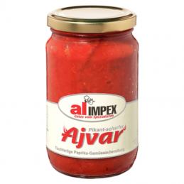 Alimpex Ajvar Scharf 370ml