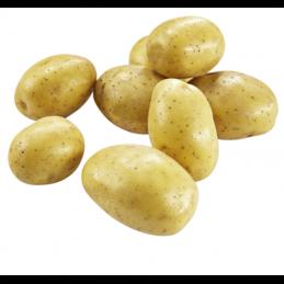 Kartoffeln vorwiegend...